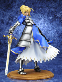 DAIKI kougyou Real Arrange 003 Fate/stay night Saber 1/4 PVC Figure