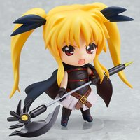 GOOD SMILE COMPANY (GSC) Magical Girl Lyrical Nanoha The MOVIE 1st. Nendoroid Fate Testarossa The MOVIE 1st.