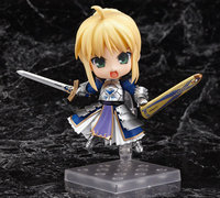 GOOD SMILE COMPANY (GSC) Fate/stay night Nendoroid Saber Super Movable Edition