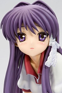 KOTOBUKIYA 4-Leaves CLANNAD Fujibayashi Kyo -Gym Storage Room- 1/6 PVC Figure (2nd Production Run)