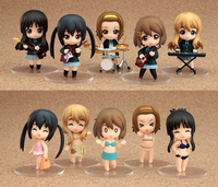 GOOD SMILE COMPANY (GSC) Nendoroid Petit K-ON! First Series (2nd Production Run)