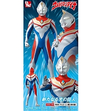 MedicomToy PROJECT BM! No.45 Ultraman Dyna Flash Type