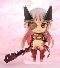 FREEing Queen's Blade Nendoroid Aludra