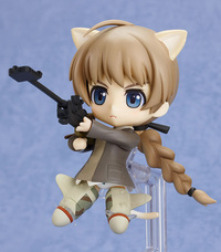 GOOD SMILE COMPANY (GSC) Strike Witches Nendoroid Lynette Bishop