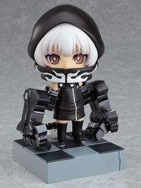 GOOD SMILE COMPANY (GSC) Black Rock Shooter Nendoroid Strength