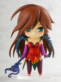 FREEing Queen's Blade Nendoroid Nyx