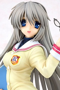 KOTOBUKIYA 4-Leaves CLANNAD Sakagami Tomoyo -Uniform Ver.- 1/6 PVC Figure (2nd Production Run)