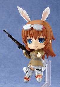 GOOD SMILE COMPANY (GSC) Strike Witches Nendoroid Charlotte E. Yeager