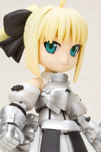 KOTOBUKIYA Fate/stay night Saber Lily-san Plastic Kit