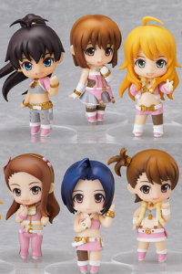 GOOD SMILE COMPANY (GSC) Nendoroid Petit THE IDOLM@STER2 Stage 02