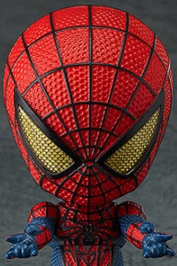 GOOD SMILE COMPANY (GSC) The Amazing Spider-Man Nendoroid Spider-Man Hero's Edition (2nd Production Run)