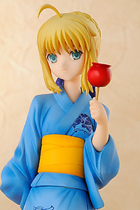 FREEing Fate/stay night Saber Yukata ver. 1/8 PVC Figure