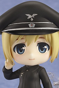 GOOD SMILE COMPANY (GSC) Strike Witches Nendoroid Erica Hartmann