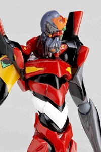 KAIYODO Revoltech No.124 Evangelion 3.0 Evangelion Unit 2 New Equipment Mode