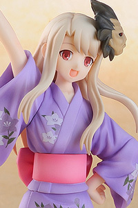 FREEing Fate/stay night Illya Yukata Ver. 1/8 PVC Figure