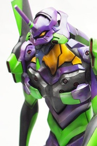 CCP EVANGELION PROJECT vol.002 Evangelion Unit 01 Weathering Colour Edition