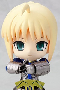 KOTOBUKIYA Cu-poche Fate/stay night Saber Action Figure