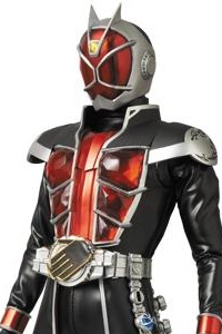 MedicomToy project BM! Kamen Rider Wizard Flame Style Action Figure