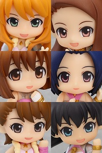 GOOD SMILE COMPANY (GSC) Nendoroid Petit The iDOLM@STER 2 Million Dreams Ver. Stage 02 (1 BOX)