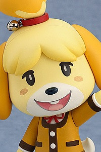 GOOD SMILE COMPANY (GSC) Animal Crossing: New Leaf Nendoroid Shizue Winter Uniform Ver. (3rd Production Run)