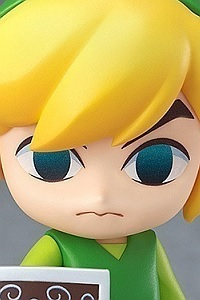 GOOD SMILE COMPANY (GSC) The Legend of Zelda The Wind Walker HD Nendoroid Link The Wind Walker Ver. (2nd Production Run)