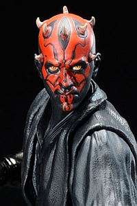 KOTOBUKIYA ARTFX+ Star Wars Darth Maul 1/10 PVC Figure (3rd Production Run)