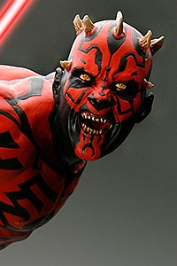 KOTOBUKIYA ARTFX+ Star Wars Darth Maul Light-up Edition 1/7 PVC Figure (5th Production Run)