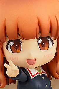 GOOD SMILE COMPANY (GSC) Girls und Panzer Nendoroid Takebe Saori (2nd Production Run)