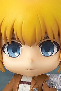 GOOD SMILE COMPANY (GSC) Attack on Titan Nendoroid Armin Arlert (2nd Production Run)