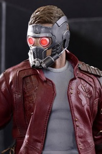 Hot Toys Movie Masterpiece Guardians of the Galaxy Star-Lord 1/6 Action Figure