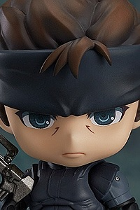GOOD SMILE COMPANY (GSC) Metal Gear Solid Nendoroid Solid Snake (2nd Production Run)