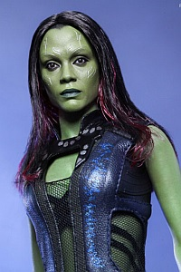 Hot Toys Movie Masterpiece Guardians of the Galaxy Gamora 1/6 Action Figure