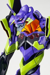 KAIYODO Mega Sofubi Advance MSA-003 Rebuild of Evangelion EVA Unit 01 (2nd Production Run)