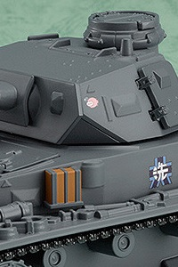GOOD SMILE COMPANY (GSC) Nendoroid More Girls und Panzer Panzer IV D-Type