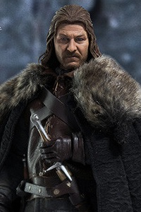 threezero Game of Thrones Eddard Stark 1/6 Action Figure