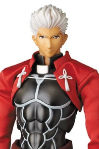 MedicomToy REAL ACTION HEROES No.705 Fate/stay night [Unlimited Blade Works] Archer Action Figure