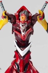 KAIYODO Legacy of Revoltech LR-035 Rebuild of Evangelion 2.0 You Can (Not) Advance Eva Unit 2 Beast Mode Second Form [The Beast]