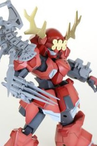 PLUM PLAACT Option Series 03 Double Sword Plastic Kit