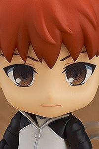 GOOD SMILE COMPANY (GSC) Fate/stay night [Unlimited Blade Works] Nendoroid Emiya Shiro (2nd Production Run)