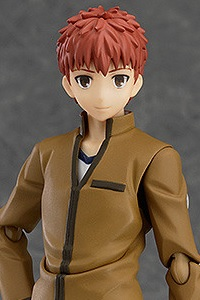 MAX FACTORY Fate/stay night [Unlimited Blade Works] figma Emiya Shiro 2.0
