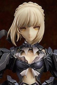 GOOD SMILE COMPANY (GSC) Fate/stay night Saber Alter huke Collaboration Package 1/7 PVC Figure