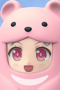 GOOD SMILE COMPANY (GSC) Nendoroid More Kigurumi Face Parts Case Pink Bear