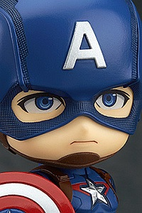 GOOD SMILE COMPANY (GSC) Avengers: Age of Ultron Nendoroid Captain America Heroes Edition