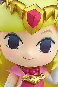 GOOD SMILE COMPANY (GSC) The Legend of Zelda The Wind Walker HD Nendoroid Zelda The Wind Walker Ver.