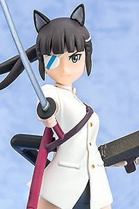 MAX FACTORY PLAMAX MF-06 minimum factory Strike Witches The Movie Sakamoto Mio Plastic Kit