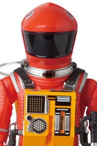 MedicomToy MAFEX No.034 SPACE SUIT ORANGE Ver. Action Figure (3rd Production Run)