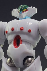 EVOLUTION TOY Dynamite Action S! No.1EX Steel Jeeg White Ver. & Pantheroid Action Figure