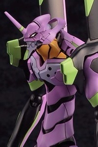 KOTOBUKIYA Neon Genesis Evangelion Evangelion Unit-01 TV Ver. Plastic Kit (4th Production Run)