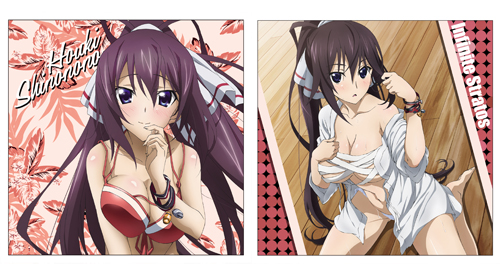 COSPA Infinite Stratos Cushion Covers