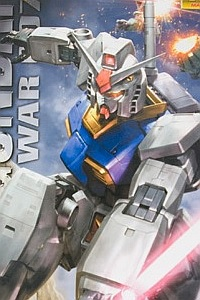 Gundam (0079) MG 1/100 RX-78-2 Gundam Ver. O.Y.W. 0079 Animation Color